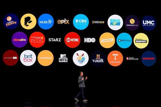 Apple TV+ İçerikleri