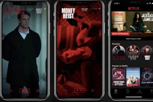 Netflix Mobil Abonelik Sistemi