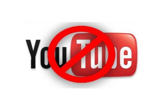 Youtube'un Sansür Uygulaması