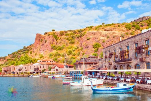 Assos / Behramkale – Kadırga Koyu Tatili